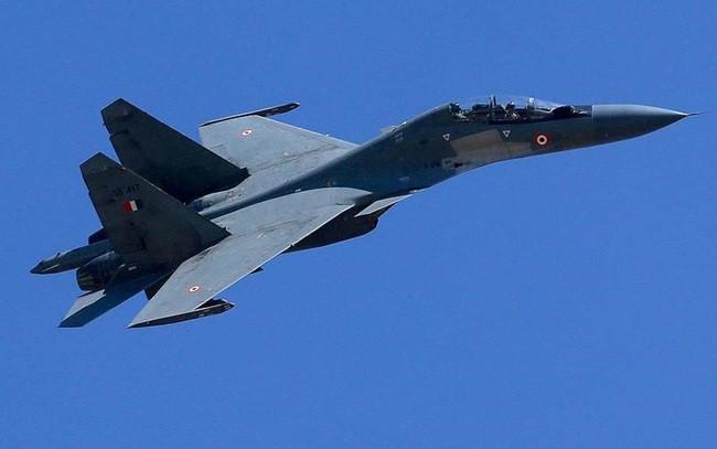 Ấn Độ dùng máy bay Su-30 gắn tên lửa BrahMos tuần tra Ấn Độ Dương