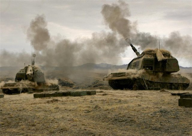 My thua nhan phuong Tay va NATO thua kem phao binh Nga hoan toan-Hinh-5