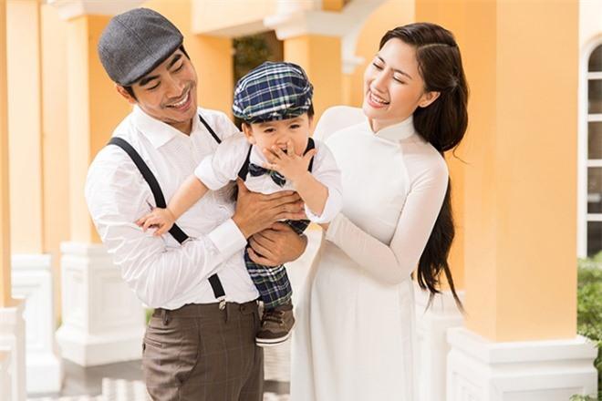 Gia đình của Ngọc Lan - Thanh Bình từng được nhiều người ngưỡng mộ.