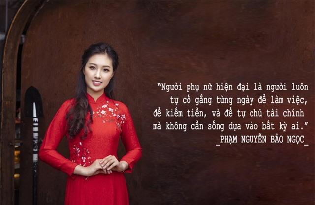 Những hoa khôi sinh viên Việt nổi bật nhất năm 2019 - 7
