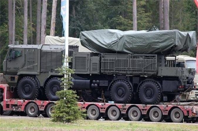 Pantsir-SM cua Nga mang gan 100 ten lua danh chan: Sat thu UAV chinh hieu-Hinh-2