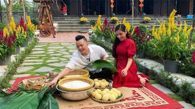 Sao Việt trang hoàng nhà cửa khang trang đón Tết - 2