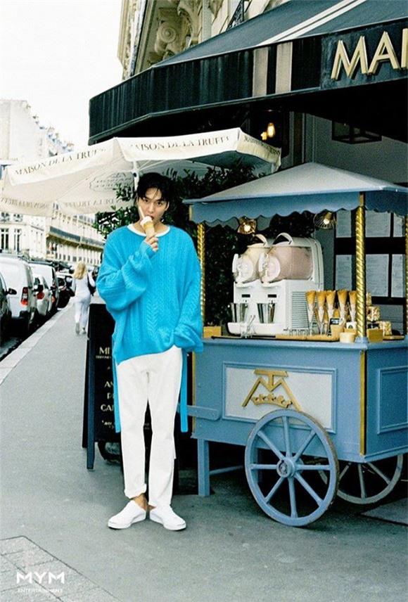 """""""Tết đến Xuân về"""", mỹ nam Lee Min Ho chiêu đãi người hâm mộ bằng loạt ảnh mới không thể quyến rũ hơn - Ảnh 4."""