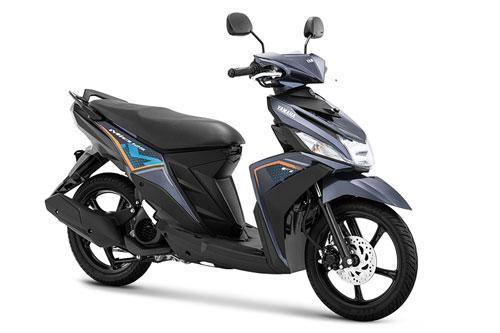 Yamaha Mio M3 2019.