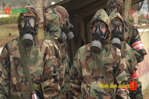 Khi xảy ra sự cố môi trường hay thậm chí là thảm hoạ hạt nhân, lực lượng phòng hoá luôn là đơn vị đi đầu, đảm nhiệm trọng trách