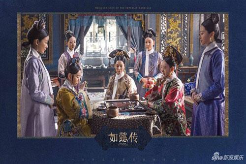 Trang phục của các phi tần nhà Thanh trong lịch sử Trung Quốc vô cùng phong phú và đa dạng với nhiều kiểu dáng, màu sắc bắt mắt.