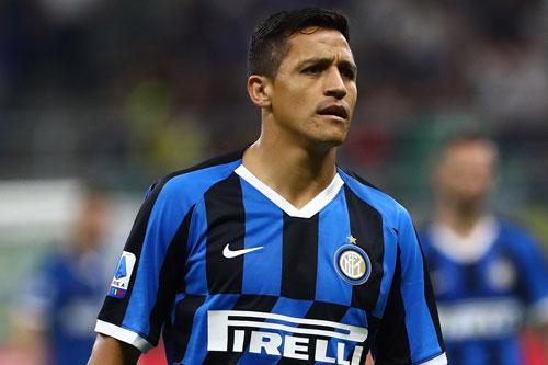 1. Alexis Sanchez (đang cho Inter Milan mượn, mức lương: 350.000 bảng