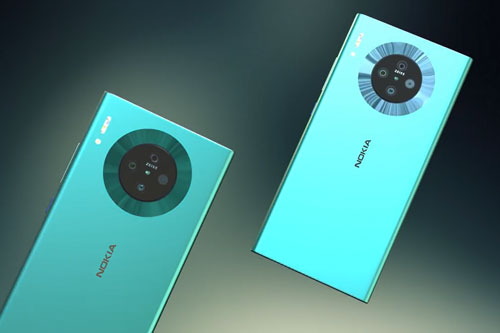 'Lác mắt' với ý tưởng thiết kế Nokia 9.2 cấu hình 'siêu khủng'