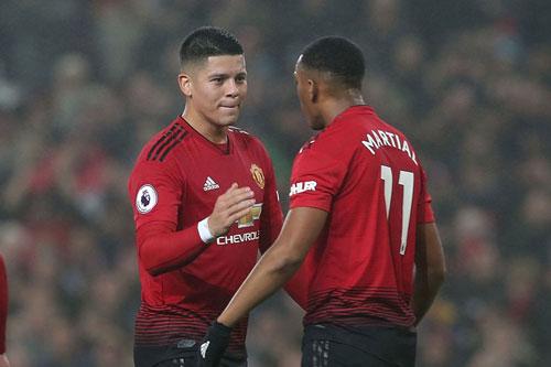 Top 10 cầu thủ hưởng lương cao nhất trong đội hình M.U: Rojo xếp trên Martial