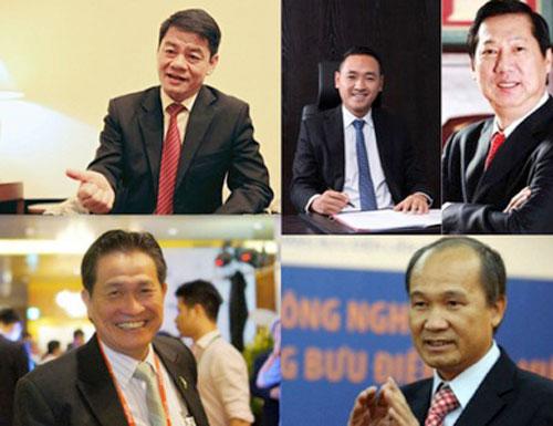 Năm Tý, điểm danh những doanh nhân tuổi Tý nổi tiếng Việt Nam
