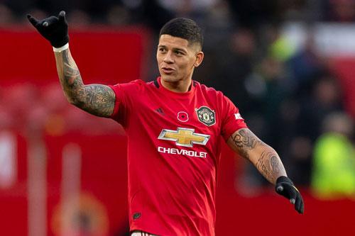 9. Marcos Rojo (mức lương: 80.000 bảng/tuần).