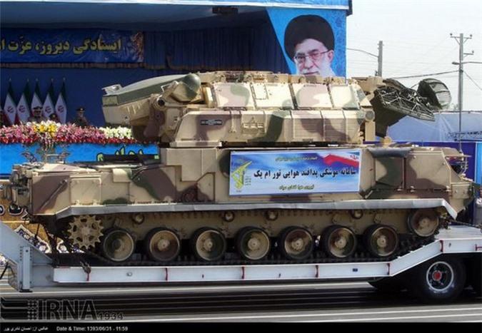 Duoc chi huy cuc tot nhung sao phong khong Iran van