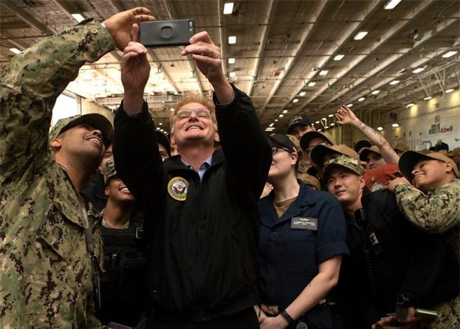 hải quân mỹ tàu nổi không người lái vũ trang ngân sách quốc phòng - ảnh 2