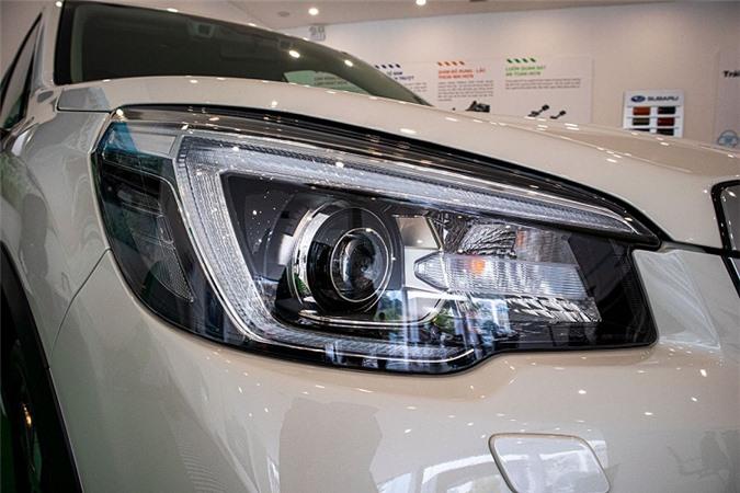 Subaru Forester 2020 tai Viet Nam co gi de dau Honda CR-V?-Hinh-3