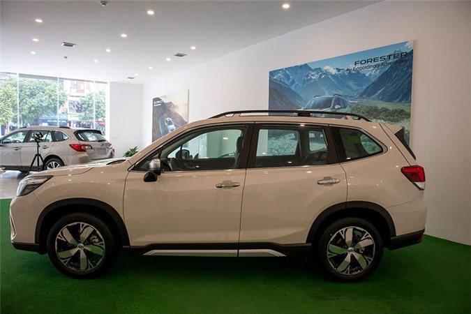 Subaru Forester 2020 tai Viet Nam co gi de dau Honda CR-V?-Hinh-5