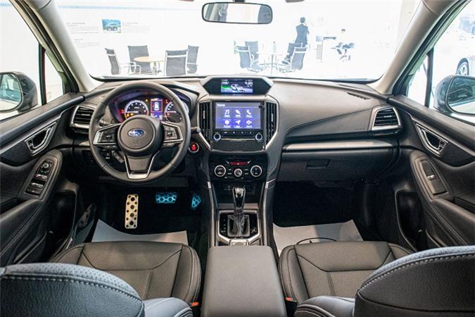 Subaru Forester 2020 tai Viet Nam co gi de dau Honda CR-V?-Hinh-6