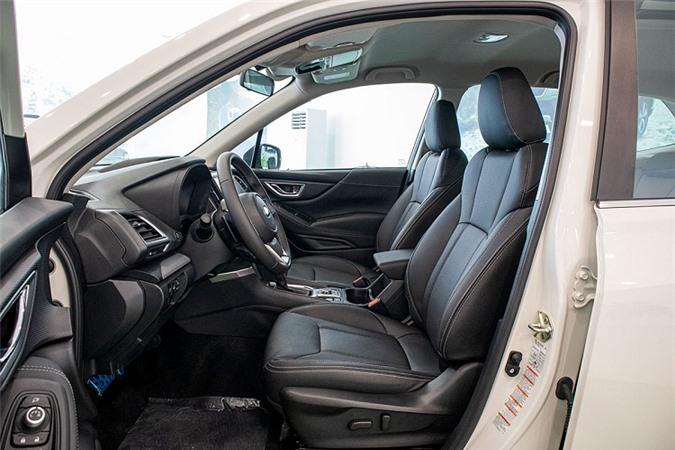 Subaru Forester 2020 tai Viet Nam co gi de dau Honda CR-V?-Hinh-7