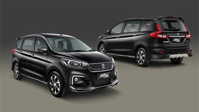 Suzuki Ertiga 2020.