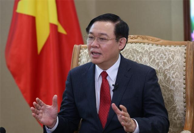 Việt Nam thuộc nhóm các nước tăng trưởng kinh tế cao hàng đầu thế giới - 1
