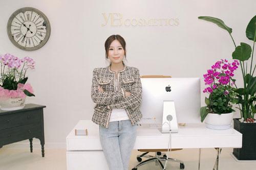 Hoàng Hải Yến - nữ doanh nhân thành công ở Hàn Quốc