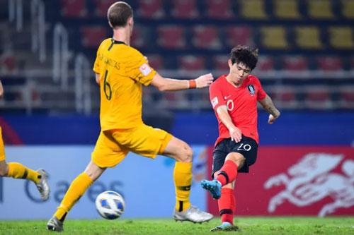 U23 Australian thua khâm phục khẩu phục trước U23 Hàn Quốc