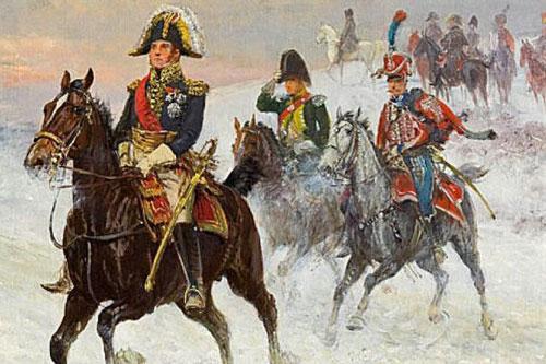 Hoàng đế Napoleon của Pháp là một trong những danh tướng nổi tiếng lịch sử quân sự thế giới. Thế nhưng, ông hoàng này vẫn chịu thất bại ê chề khi dẫn quân xâm lược Nga.