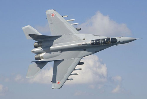 Trang Avia của Nga dẫn nguồn tin từ Bộ Quốc phòng nước này cho biết, không quân Iran đang bày tỏ mối quan tâm sâu sắc đến tiêm kích đa năng thế hệ 4,5 MiG-35.