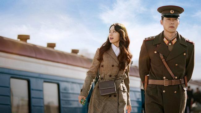 Jung Hyuk và Se Ri.