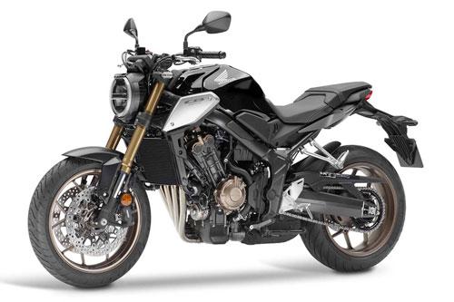 1. Honda CB650R 2020 (giá: 8.399 euro).