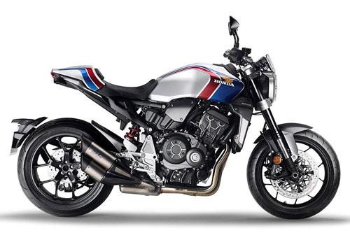 10. Honda CB1000R Plus 2020 (giá: 15.099 euro).