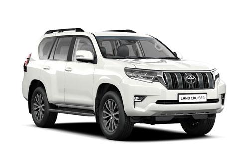 """Toyota Land Cruiser thế hệ mới sẽ được """"rút gọn"""" động cơ"""