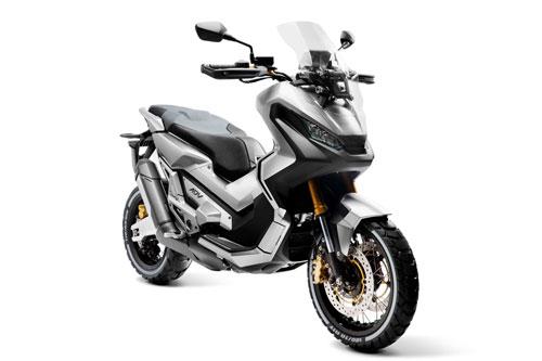 2. Honda Africa Twin DCT 2020 (giá: 15.299 euro).