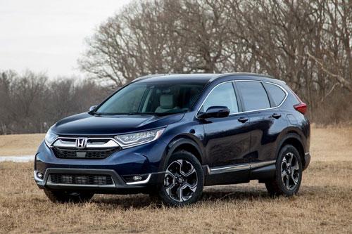 Top 10 xe SUV được ưa chuộng nhất tại Mỹ: Honda CR-V đứng thứ 2