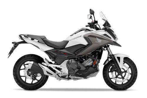 4. Honda NC750X 2020 (giá: 8.199 euro).