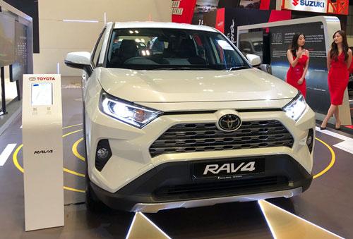 Toyota RAV4 2020.