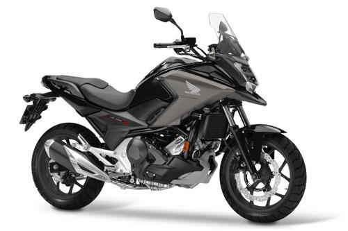 5. Honda NC750X DCT 2020 (giá: 8.399 euro).