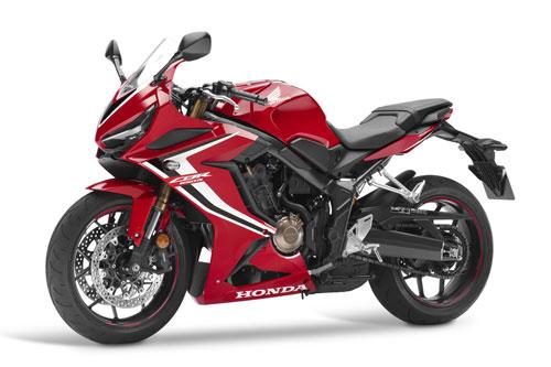 9. Honda CBR650R 2020 (giá: 8.999 euro).