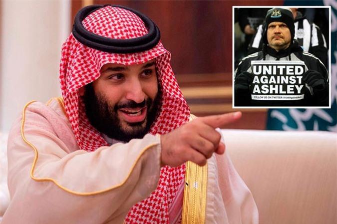 Thái tử Bin Salman đang muốn mua lại Newcastle