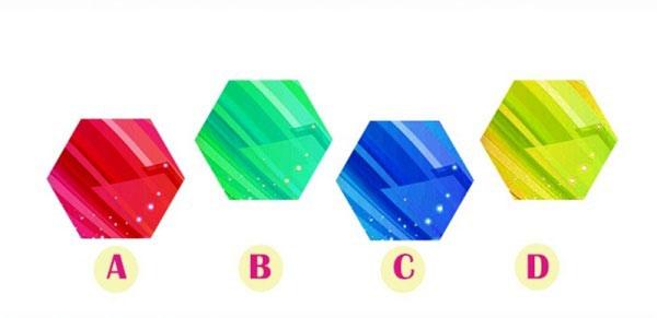 Bạn chọn hình lục giác nào?