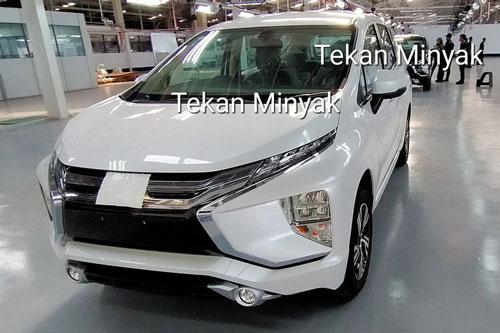 Mitsubishi Xpander 2020 sắp ra mắt