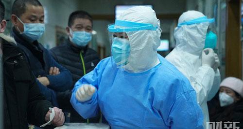 Chuyện những người ở tuyến đầu chống dịch viêm phổi cấp