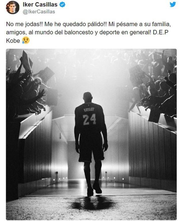 C.Ronaldo, Messi tiếc thương vì sự ra đi của Kobe Bryant - 5