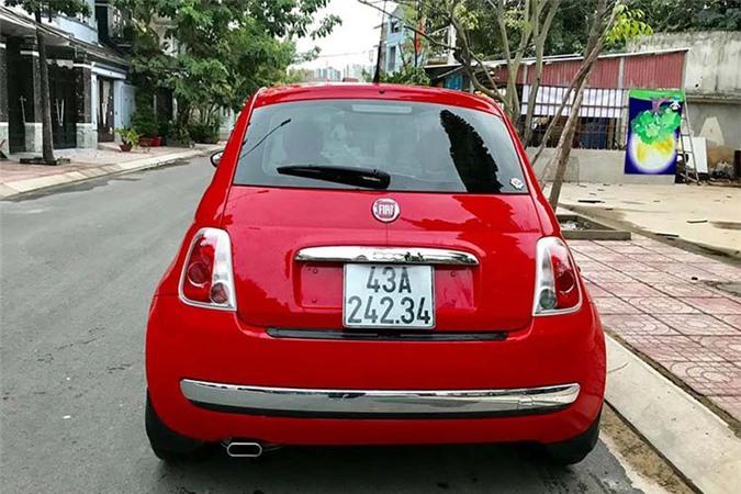 Can canh Fiat 500 2009, xe Y chi 347 trieu tai Viet Nam-Hinh-4