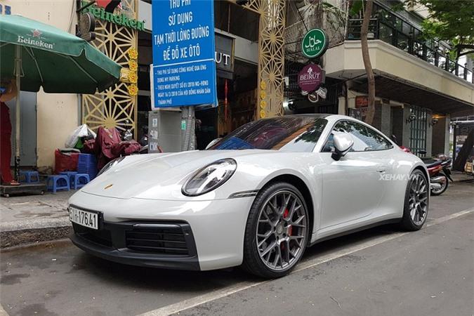 Ngam Porsche 911 Carrera S chinh hang hon 7,6 ty o Sai Gon-Hinh-8