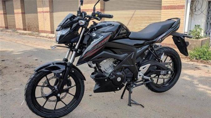 6. Suzuki GSX 150 Bandit (68,9 triệu đồng)