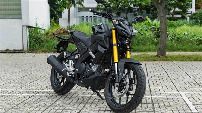 3. Yamaha MT-15 (77,8 triệu đồng)