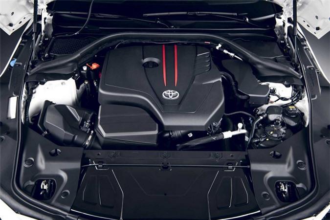Ra mat Toyota Supra dong co 2.0 cho thi truong Chau Au-Hinh-3