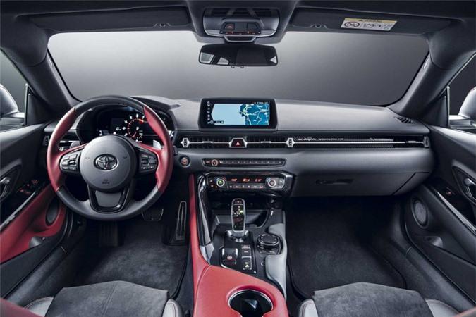 Ra mat Toyota Supra dong co 2.0 cho thi truong Chau Au-Hinh-5