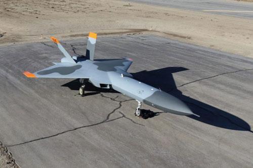 Một loại máy bay không người lái mới vừa được Mỹ giới thiệu đã thu hút được rất nhiều sự quan tâm của giới quan sát quốc tế. Loại máy bay này được mang tên 5GAT - viết tắt của