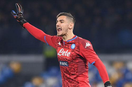 10. Alex Meret (Napoli, 40 triệu euro).